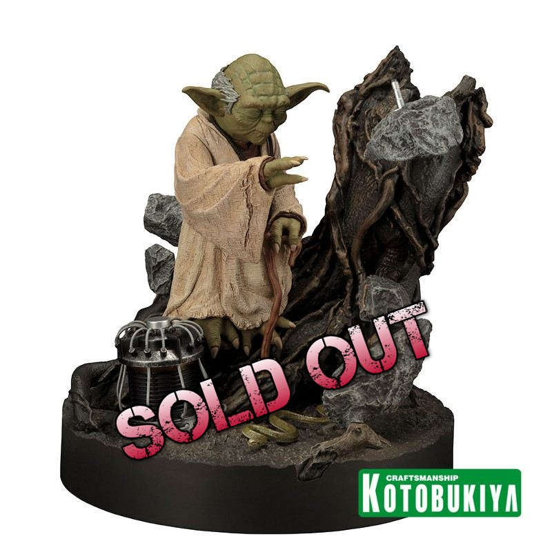 Yoda (The Empire Strikes Back Version) - Star Wars - ARTFX Statue