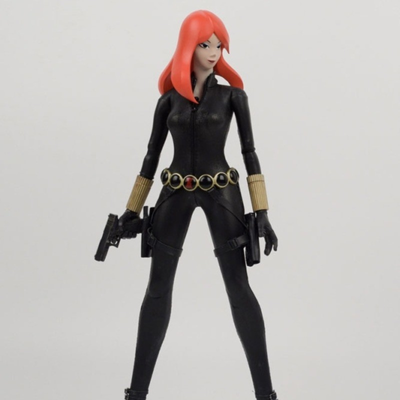 Black Widow - Marvel - 1/6 Scale Action Figur