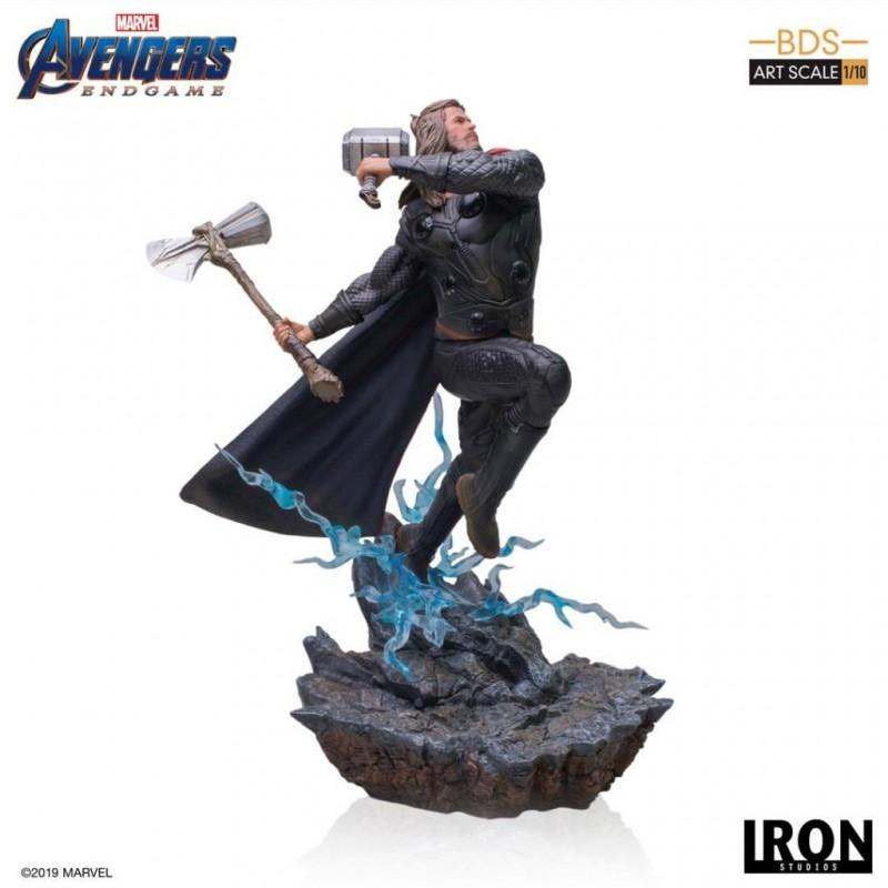 Thor - Avengers: Endgame - BDS Art 1/10 Scale Statue