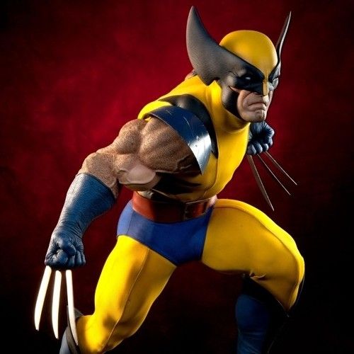 Wolverine - X-Men - Legendary Scale Statue