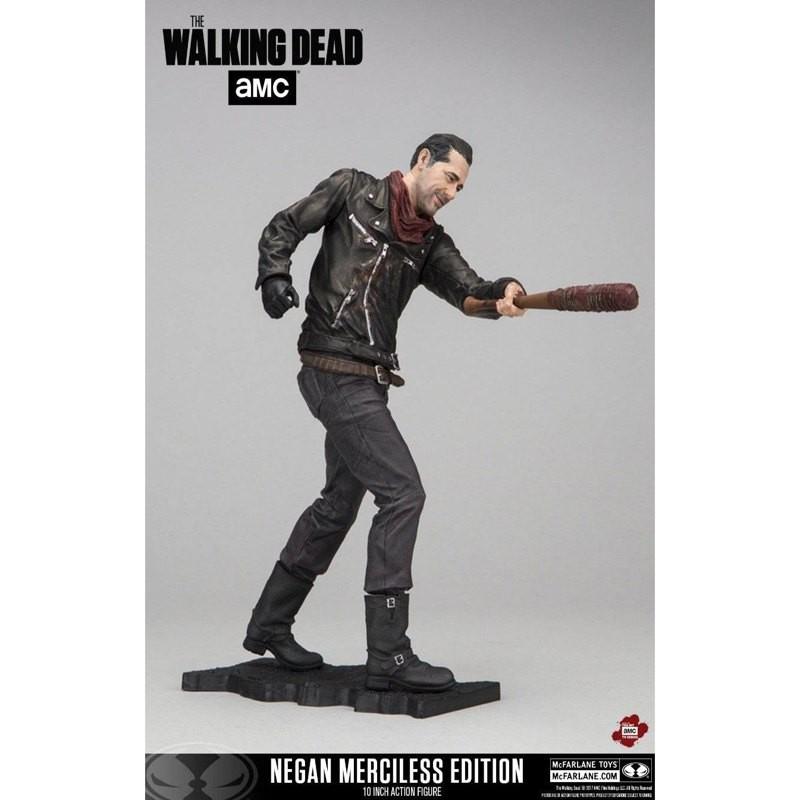Negan Merciless Edition - The Walking Dead - Deluxe Actionfigur