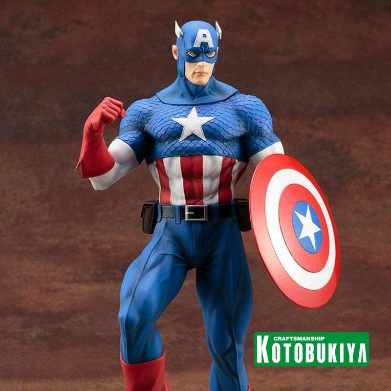 Captain America Modern Mythology - Marvel Universe - 1/6 Scale ARTFX Statue