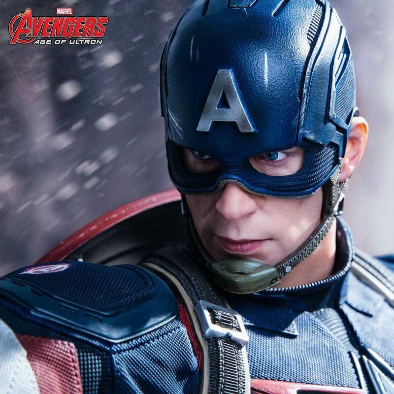 Captain America - Avengers - 1/4 Scale Statue