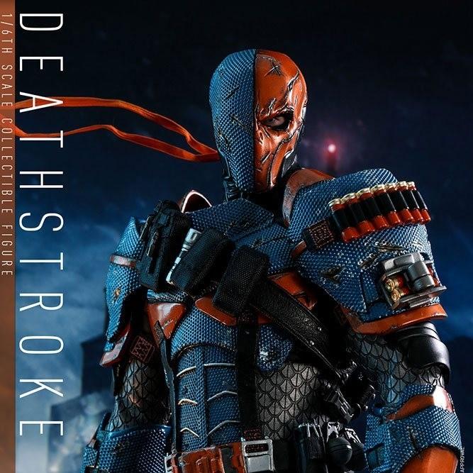 Deathstroke - Batman Arkham Origins - 1/6 Scale Figur