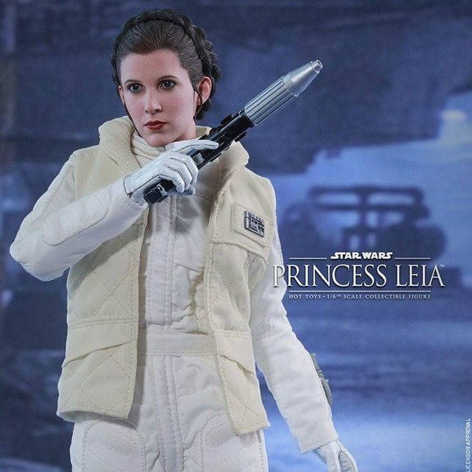 Princess Leia - Star Wars Episode V - 1/6 Scale Figur