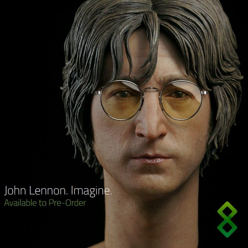 John Lennon Imagine - 1/6 Scale Actionfigur