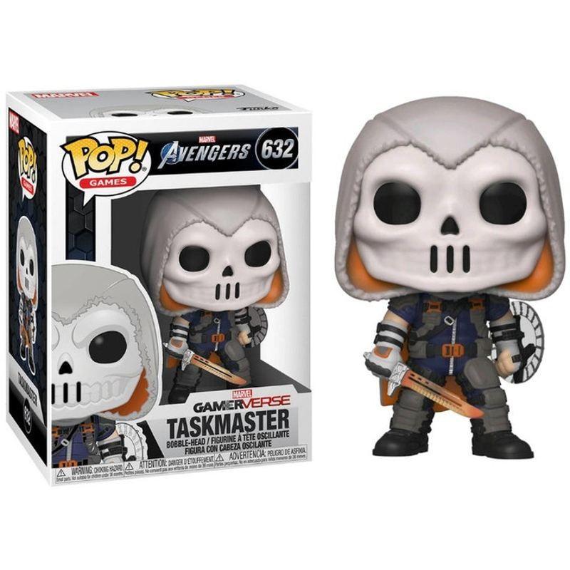 Taskmaster - Marvel's Avengers - Games POP! Vinyl Figur