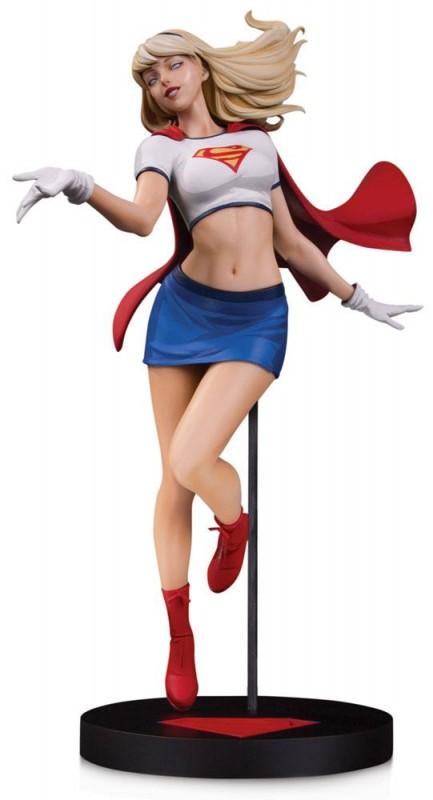 Supergirl by Stanley Lau - DC Designer Series - Resin Statue