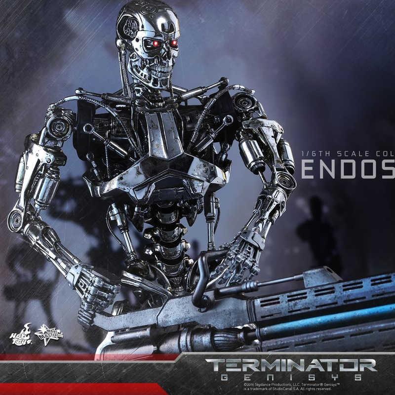 Endoskeleton - Terminator Genisys - 1/6 Scale Figur