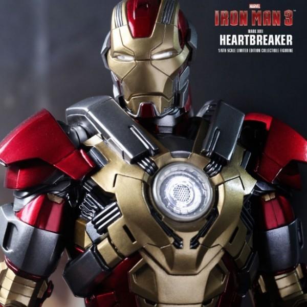 Heartbreaker Mark XVII - Iron Man 3 - 1/6 Scale Figur