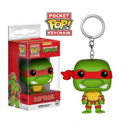 Raphael - TMNT - Pocket Pop! Keychain
