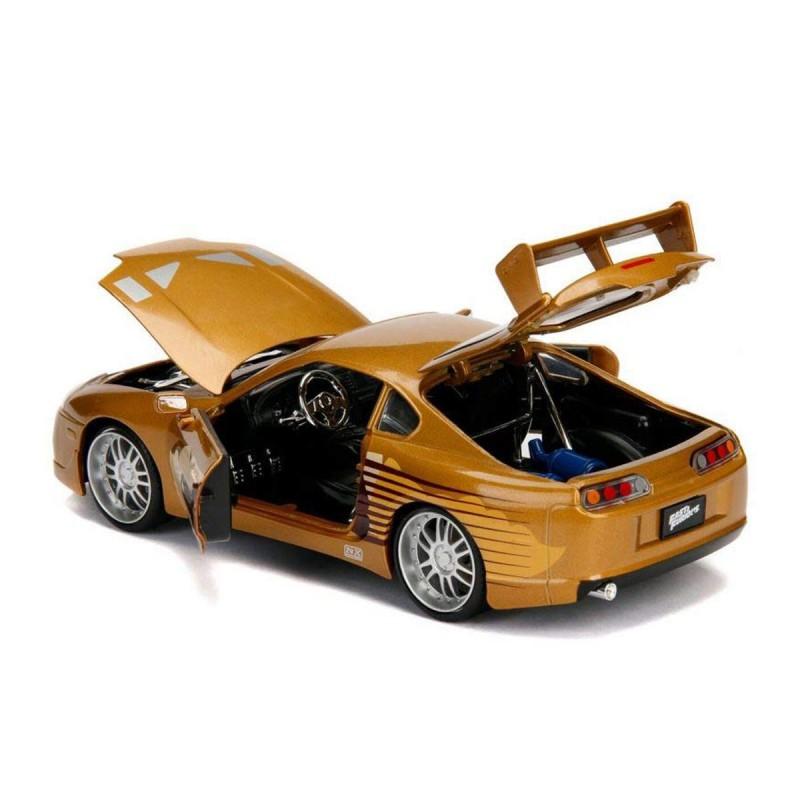 Toyota Supra Slap Jack - Fast & Furious - Diecast Modell 1/24