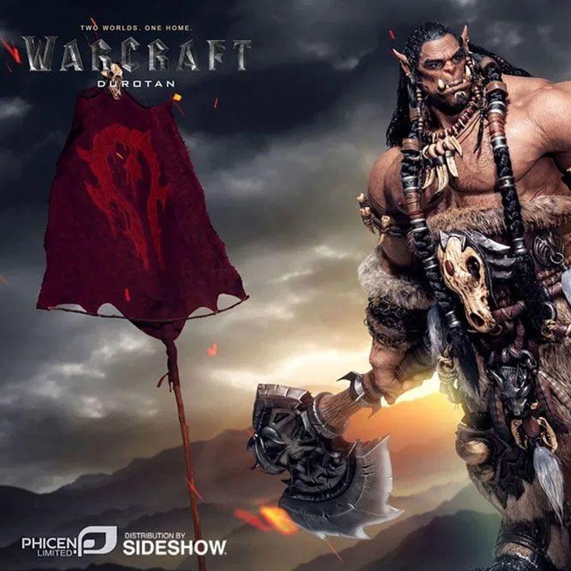 Durotan - Warcraft - Big-Budget Premium Statue
