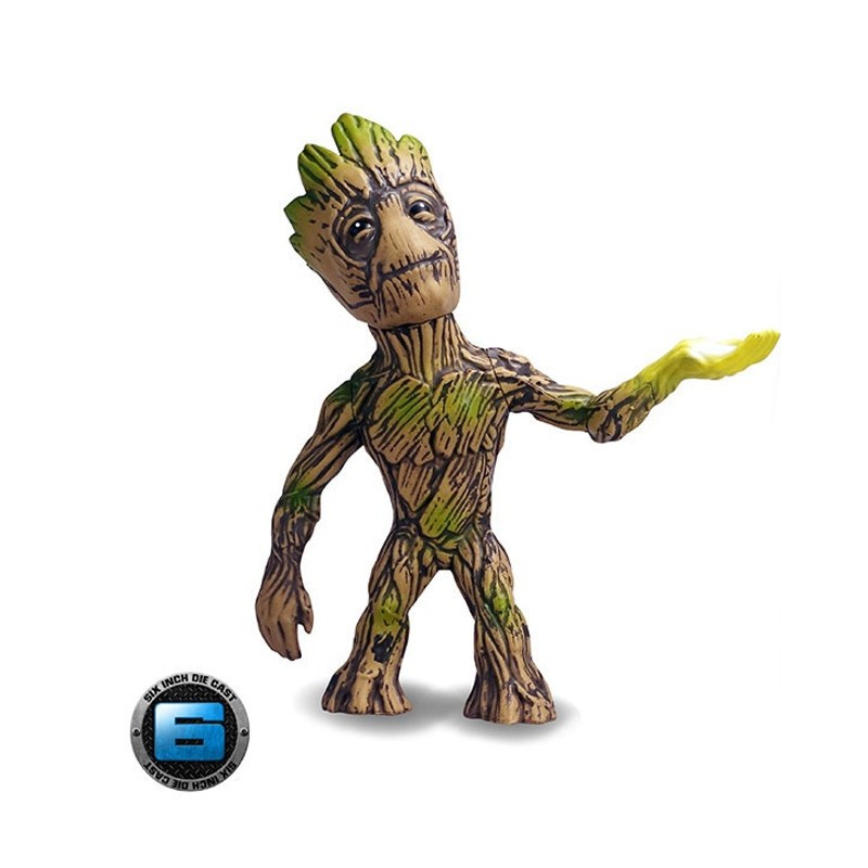 Groot - Guardians of the Galaxy - Diecast Figur 15cm