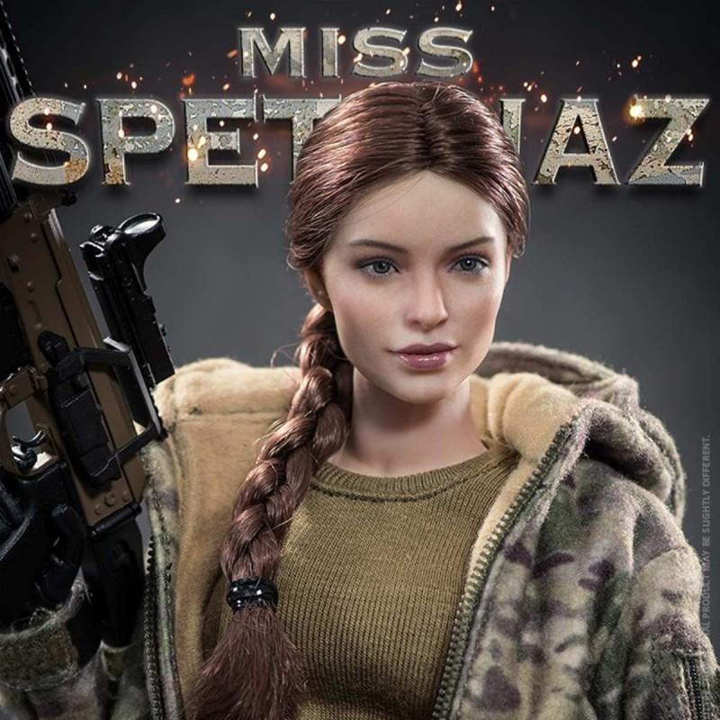 Miss Spetsnaz - 1/6 Scale Actionfigur