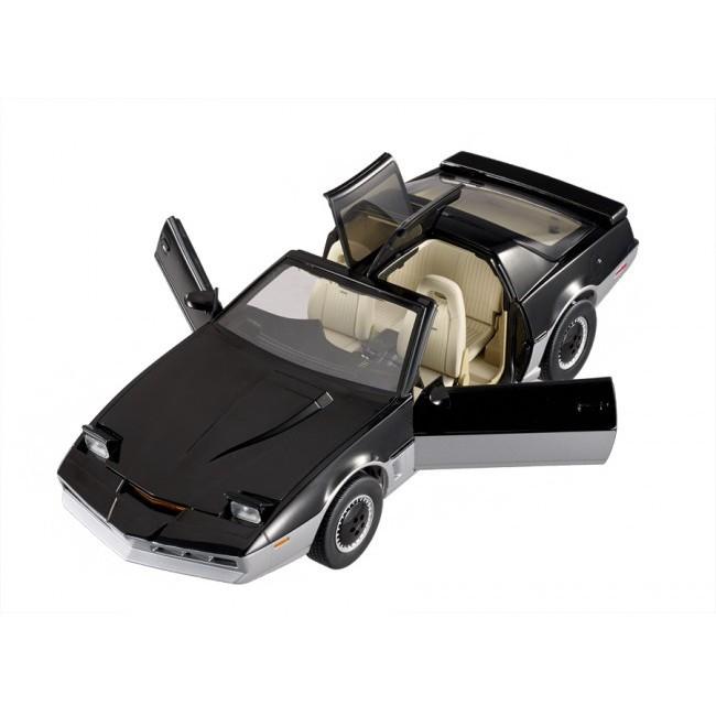 Knight Rider 1982 K.A.R.R. Diecast Modell 1/18 Elite Edition