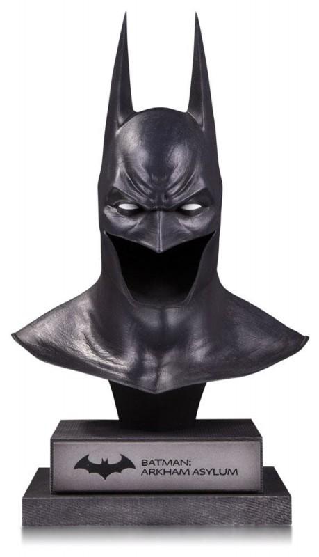Batman Cowl - Arkham Asylum - 1/2 Scale Büste