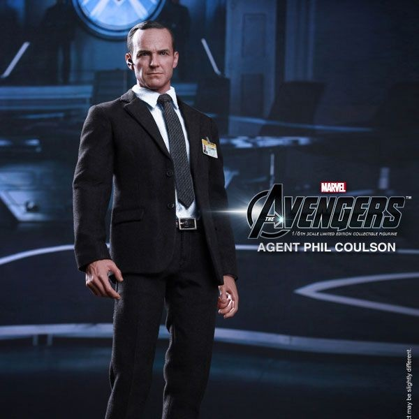 Agent Phil Coulson - Avengers - 1/6 Scale Action Figur