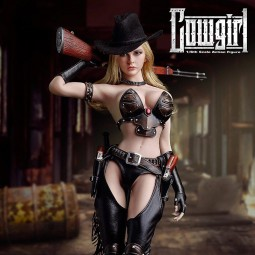 Cowgirl - 1/6 Scale Actionfigur