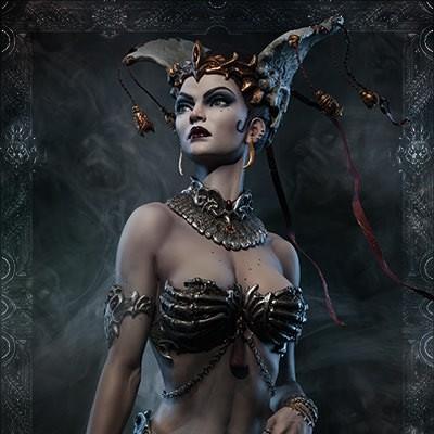 Queen of the Dead - Premium Format Statue