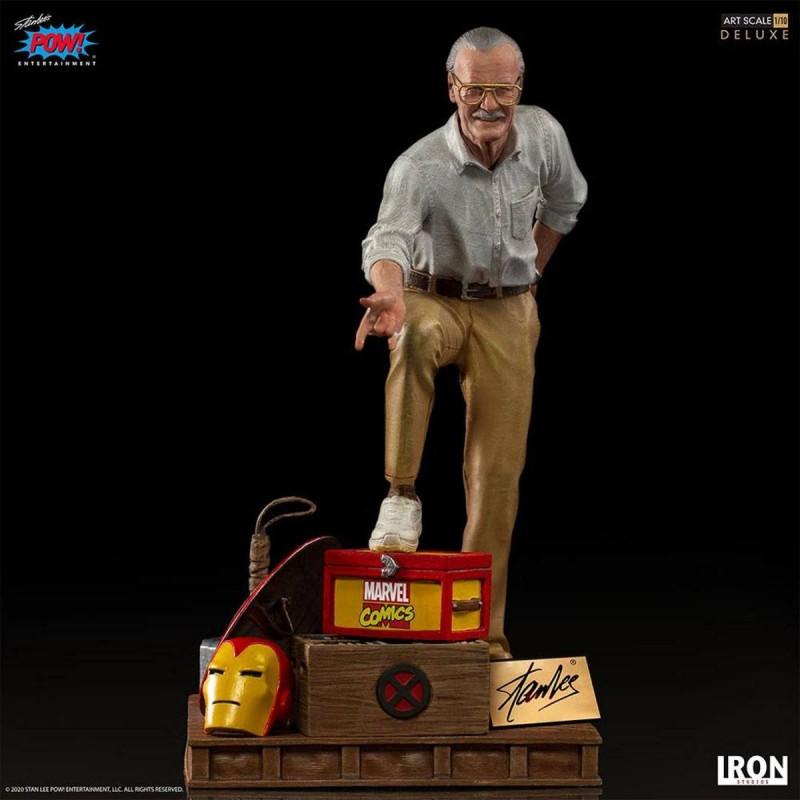 Stan Lee - Marvel - 1/10 Deluxe Art Scale Statue