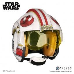 Luke Skywalker Rebel Pilot Helm Accessory Version - Star Wars - 1/1 Replik