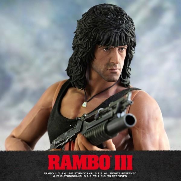 Rambo - Rambo III - 1/6 Scale Actionfigur
