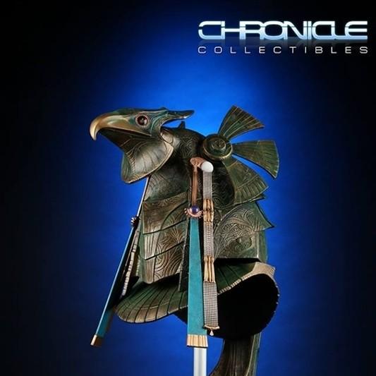 Horus Helmet - Stargate - 1/2 Scale Replica