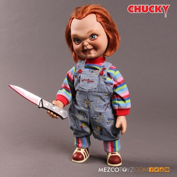 Sneering Chucky - Chucky Die Mörderpuppe - Puppe 38cm