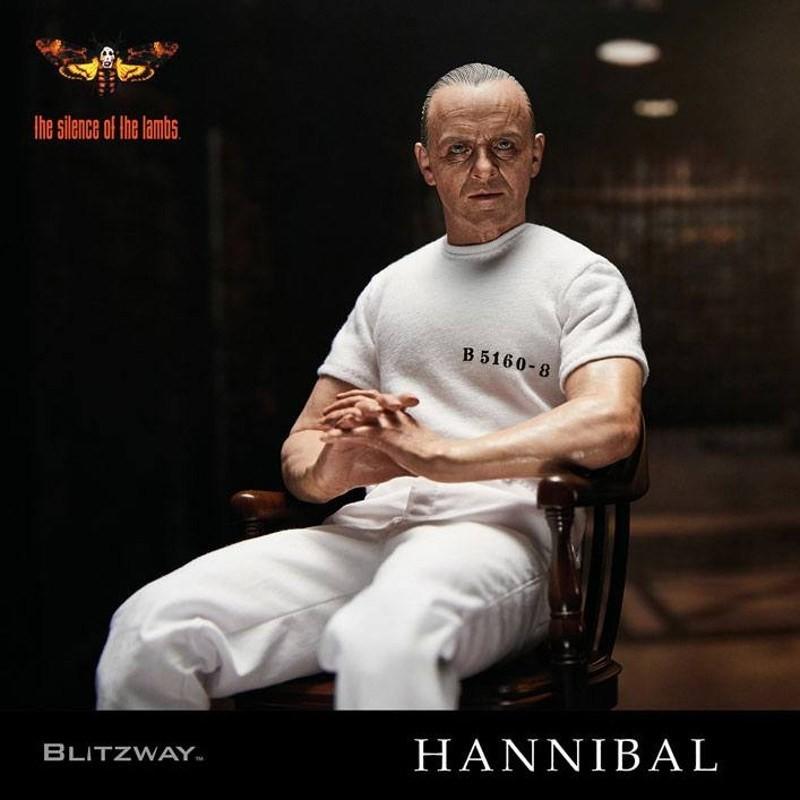 Hannibal Lecter - Das Schweigen der Lämmer - 1/6 Scale Figur