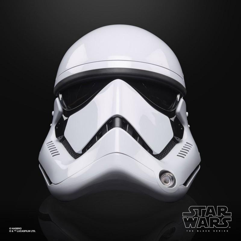First Order Stormtrooper - Star Wars - Elektronischer Premium-Helm