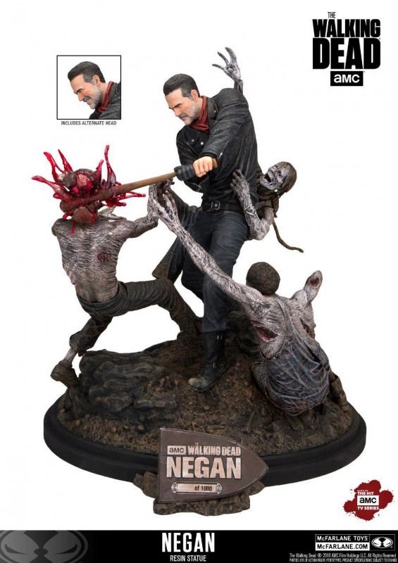 Negan - The Walking Dead - Resin Statue
