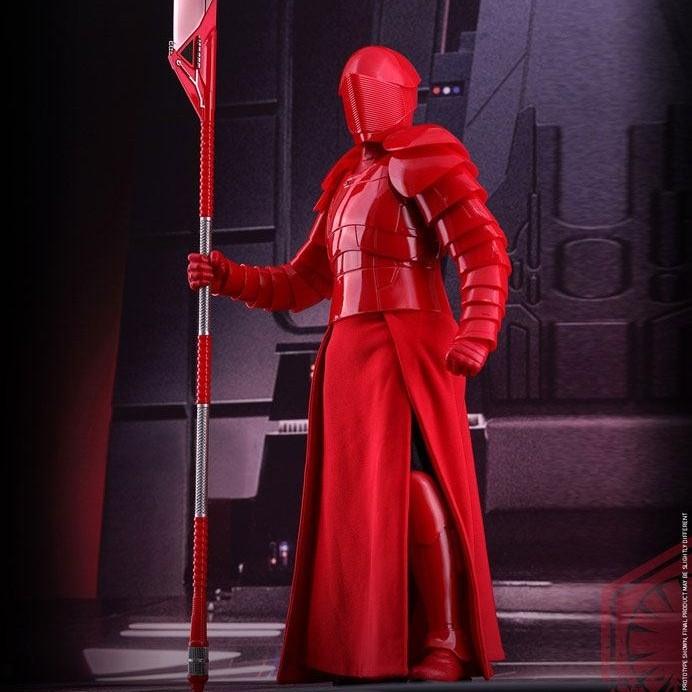 Praetorian Guard with Heavy Blade - Star Wars: The Last Jedi - 1/6 Scale Figur