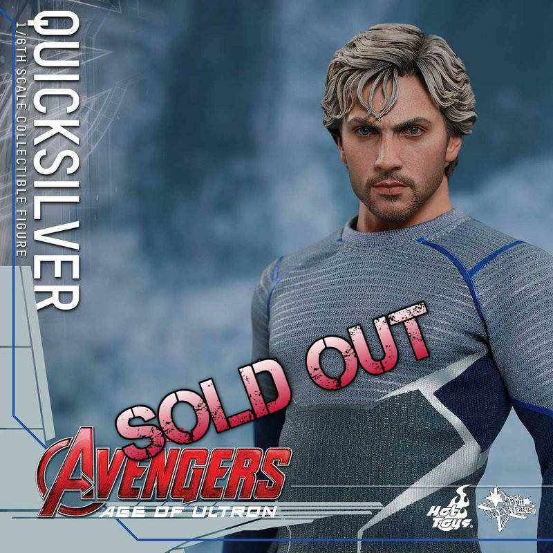 Quicksilver - Age of Ultron - 1/6 Scale Figur
