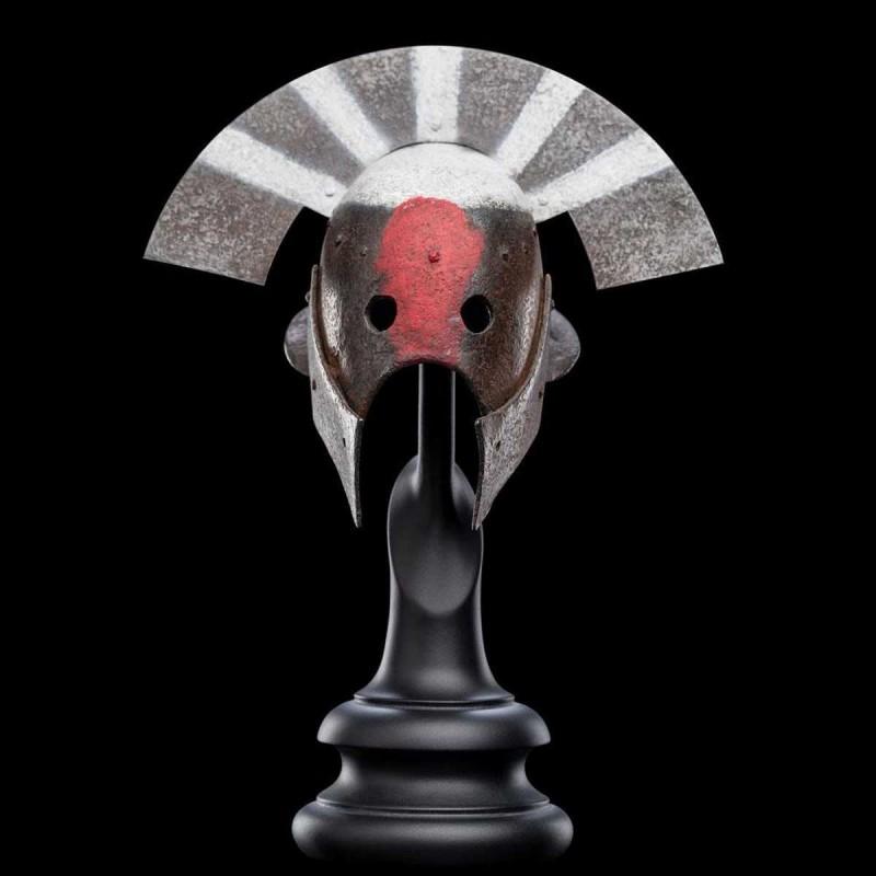 Helm von Uruk-hai - Herr der Ringe - Replika 20 cm