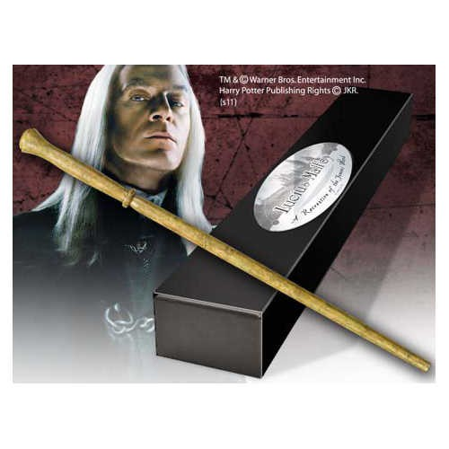 Zauberstab Lucius Malfoy (Charakter-Edition) - Harry Potter - 1/1 Replik