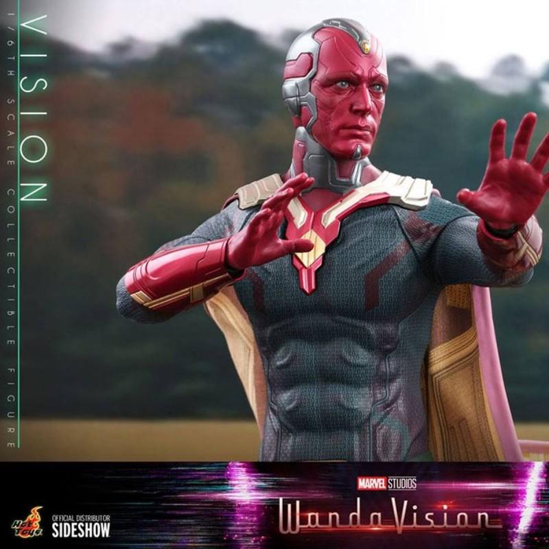 Vision - WandaVision - 1/6 Scale Figur