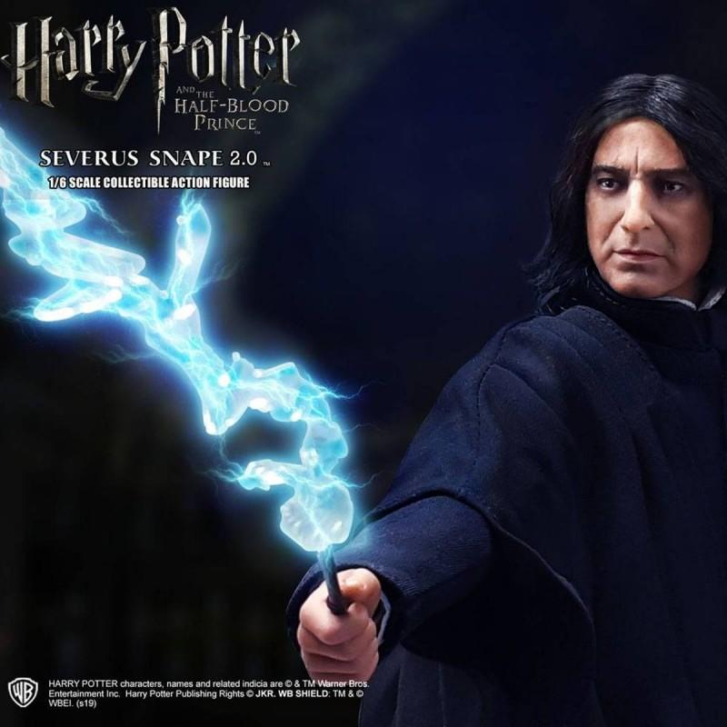 Severus Snape Ver. 2.0 - Harry Potter - 1/6 Scale Actionfigur