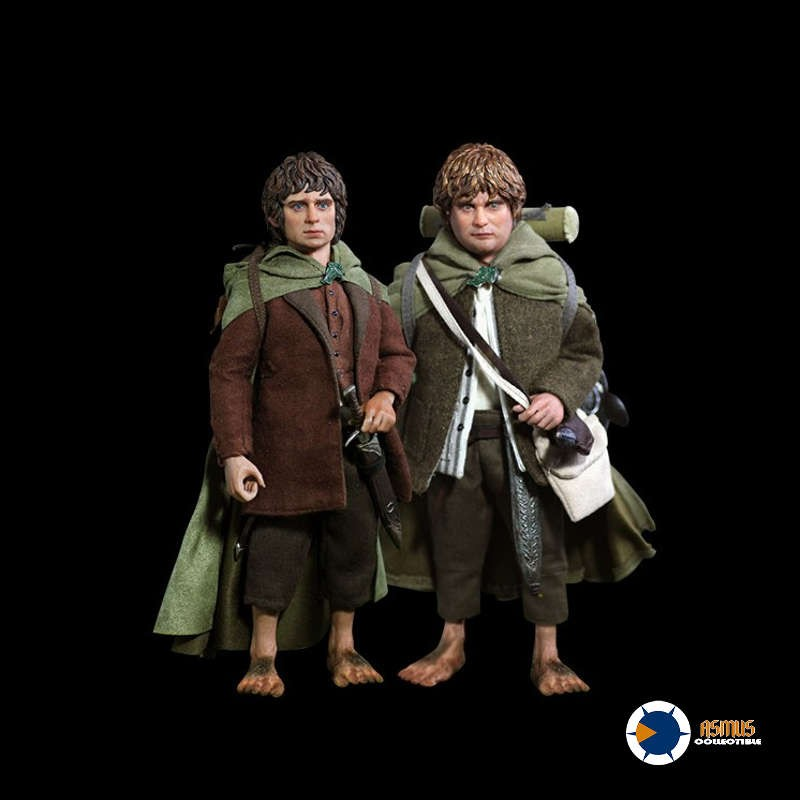 Frodo & Sam - Herr der Ringe - 1/6 Scale Actionfigur
