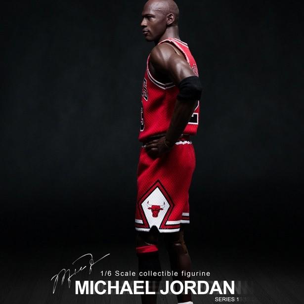 Michael Jordan (Road Edition) - NBA - 1/6 Scale