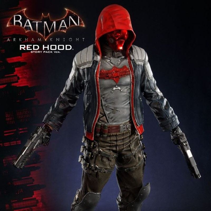 Red Hood Story Pack - Batman Arkham Knight - 1/3 Scale Statue