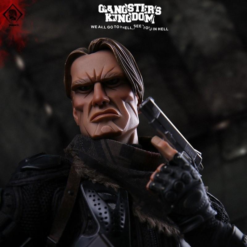 Diamond 4 - Gangster's Kingdom - 1/6 Scale Actionfigur