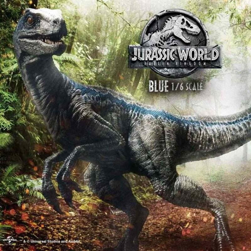 Blue - Jurassic World: Fallen Kingdom - 1/6 Scale Polystone Statue
