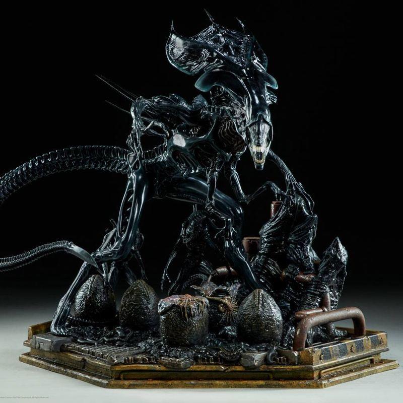 Alien Queen - Aliens - Maquette