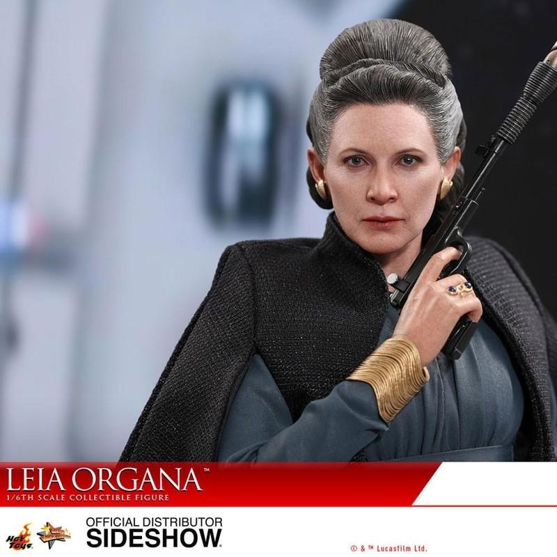 Leia Organa - Star Wars: The Last Jedi - 1/6 Scale Figur
