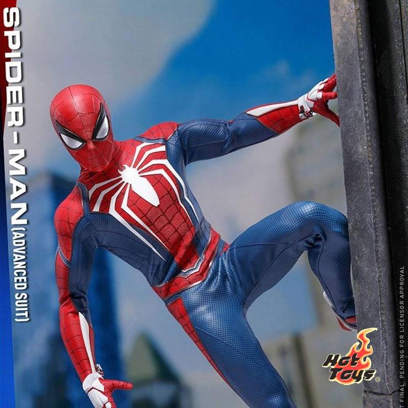 Spider-Man Advanced Suit - Marvel's Spider-Man - 1/6 Scale Figur