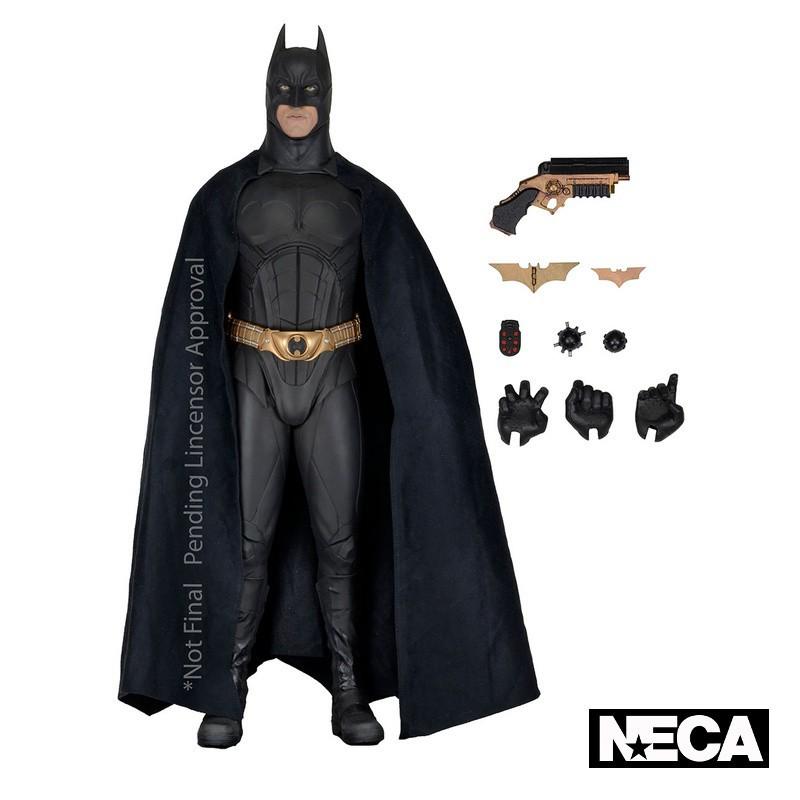 Batman - Batman Begins - 1/4 Scale Actionfigur