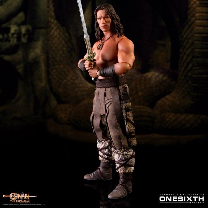 Conan - Conan der Barbar - 1/6 Scale Actionfigur