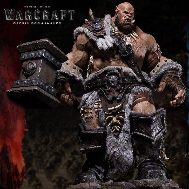 Orgrim - Warcraft - Epic Series Premium Statue