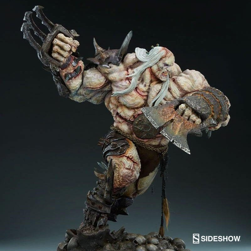 Reincarnated Rage - Court of the Dead - Maquette
